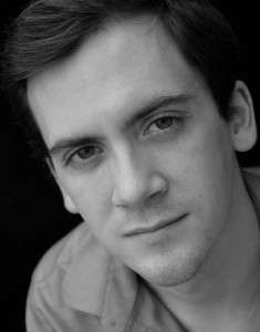 Jordan Nicholes plays the Reverend Arthur Humphrey