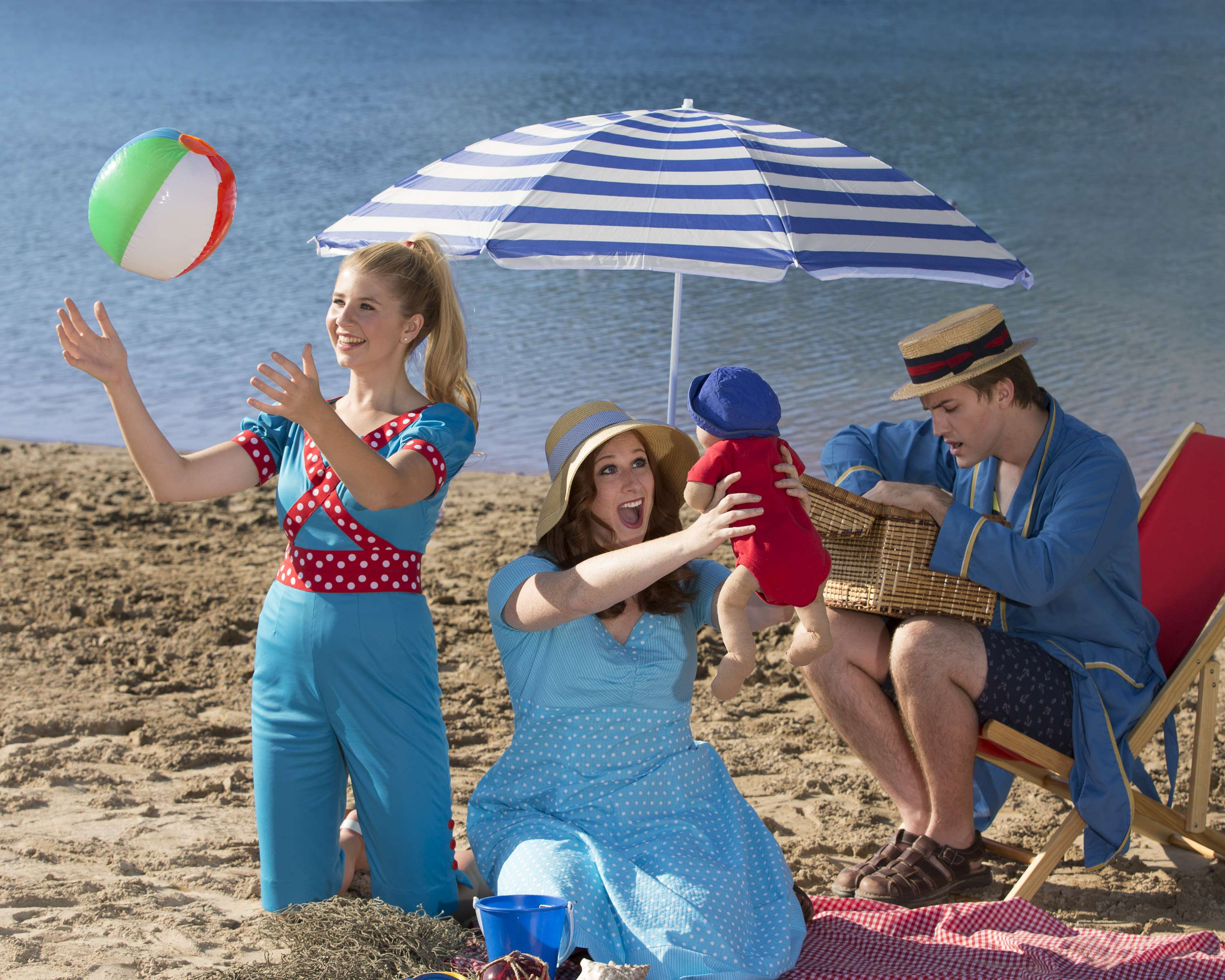1509-37 044 Play Water Sings Blue publicity at Springville Beach September 8, 2015 Photography by: Mark A. Philbrick/BYU Photo Copyright BYU Photo 2015 All Rights Reserved photo@byu.edu (801)422-7322 2547