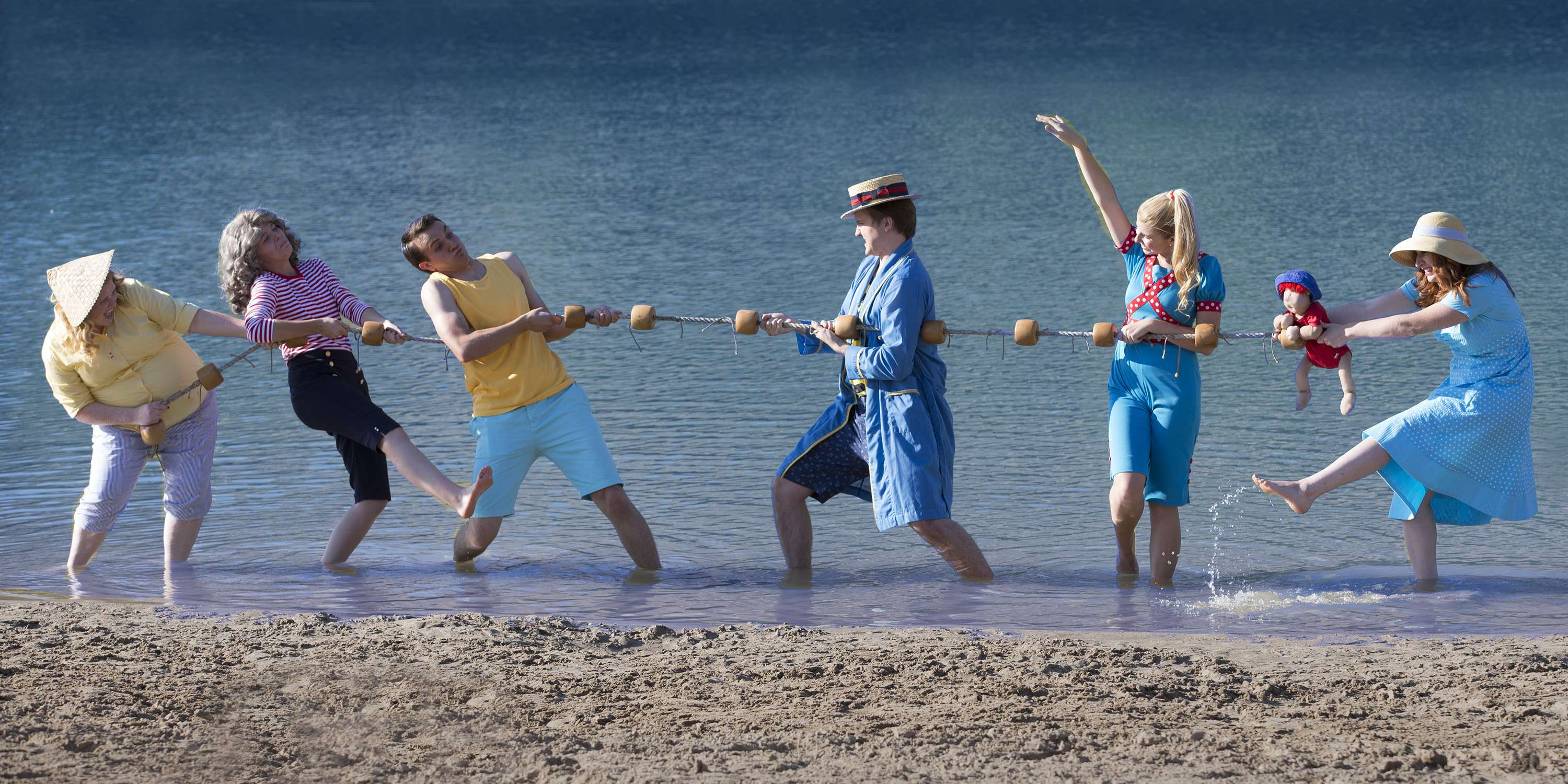 1509-37 332 Play Water Sings Blue publicity at Springville Beach September 8, 2015 Photography by: Mark A. Philbrick/BYU Photo Copyright BYU Photo 2015 All Rights Reserved photo@byu.edu (801)422-7322 2973