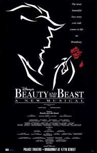 A poster for the original Broadway production which opened in 1994.