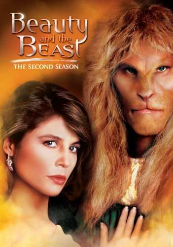 Promotional poster for the second season of Beauty and the Beast